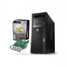 HP-IPPC2CH Metus Ingest Turnkey System