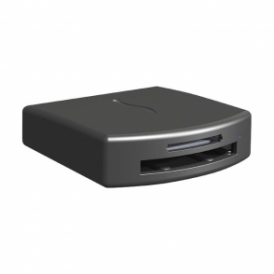 Sonnet SON-DIOUSB3 dio pro compactflash and sdxc usb 3.0 media reader