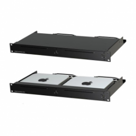 Sonnet SON-RACKMIN2X Mac Rack Mini 1U Rack for 2x Mac Minis