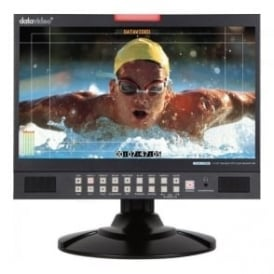 "DATA-TLM170G 17.3"" HD/SD TFT LCD Monitor - Desktop"