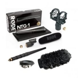 NTG1 Microphone Package B