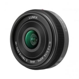 PAN-HH014E Lumix G 14mm f2.5 ASPH Pancake Lens