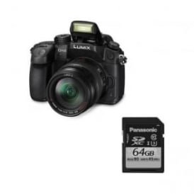 DMC-GH4 Lumix G Compact Camera DSLM Package c