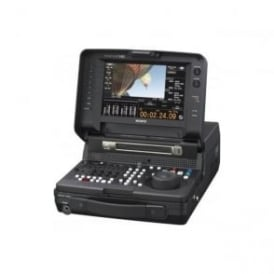 PDW-HR1 XDCAM Professional Disc Field Station