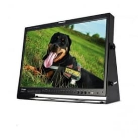 "LVM-246W LVM246W, lvm 246 w 24""  3G  LCD Monitor HD/SD Audio disembedder, internal speaker, HDMI, DVI input"