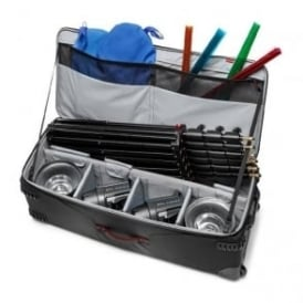 Manfrotto MBPLLW99 Pro Light Rolling Camera Organizer: LW-99W PL
