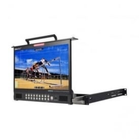 Datavideo DATA-TLM170PM Foldable Rackmount Tray Unit