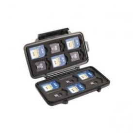 0915 Fits 6 Micro SD, 6 Mini SD and 12 SD cards