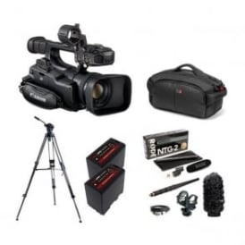 canon xf100 package d