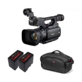 Canon xf105 package b