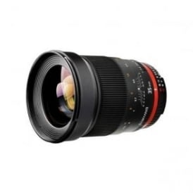 Samyang 7645 35mm F1.4 Lens NIKON-AE