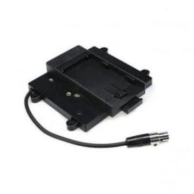 TV Logic BB 056U Single 14.4V Sony BP-U30/U60 Battery Bracket for VFM-056WP Monitor