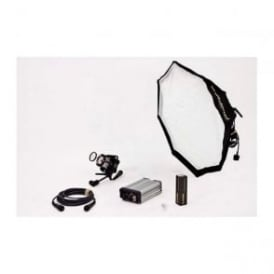 SYS-200S-OCT3 Soft light head, 200 W daylight/tungsten kit