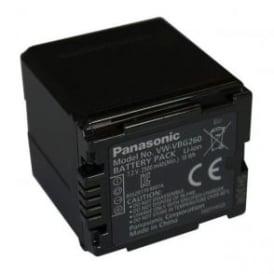 PAN-VWVBG260E9K Batt Pack for AG-HMC41/81/151, AF101, AC130/160&HMR10E Rec