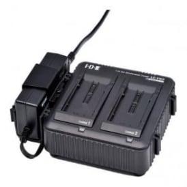 IDX-LCVWP IDX Dual Battery Quick Charger
