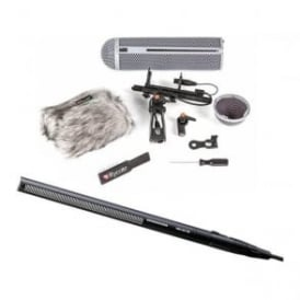 Mkh 416-P48U3 Short Tube Line Shotgun Microphone Package A