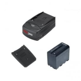 RP-DC10 Digital Traveler Battery Charger Package b