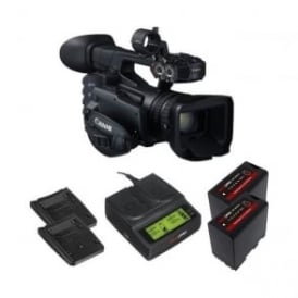 XF205 Compact HD Camcorder package b