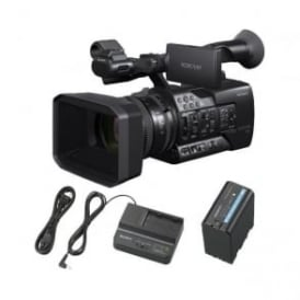 PXW-X180 Camcorder with 25x Zoom Lens package b