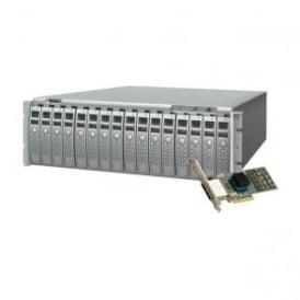SON-RX16S6-96TB Fusion RX1600 RAID inc 6Gb PCIe RAID Controller Card 96TB