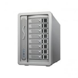 SON-DX8SR-48TB Fusion DX800 RAID Desktop unit inc PCIe RAID Controller Card 48TB
