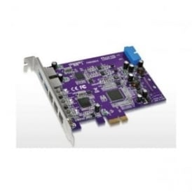 SON-FW8USB3-E Tango FireWire 800/USB PCIe Card