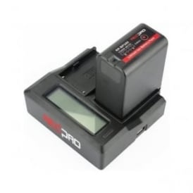 RP-DC50 Intelligent Dual Battery Charger