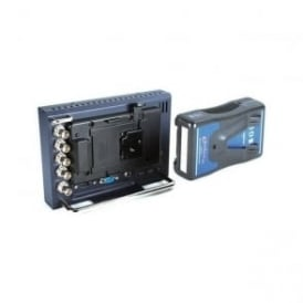 DATA-TLM700HD-P Optional Fitment of Panasonic CGA Series Battery Mount
