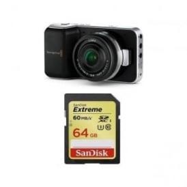 Design Pocket Cinema Camera Package A
