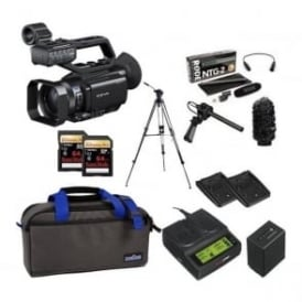 PXW-X70 XD Camcorder 4k featured package f