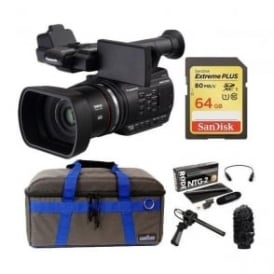 PAN-AGAC90 AEJ professional avc-hd camcorder package c