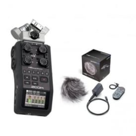 H6 handy recorder package a