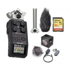 H6 handy recorder package c