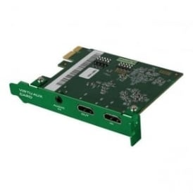 DATA-TVSAUX Auxiliary Card for TVS-1000 / TVS-1200 Virtual Studio