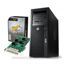 MET-IPPC4CH Ingest 4 Channel Turnkey