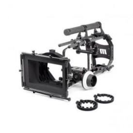 8-113-0011 ultraCage Black Ultimate Studio Bundle for DSLR
