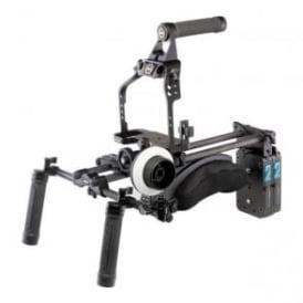 8-113-0009 ultraCage Black Ultimate Field Cinema Bundle for DSLR