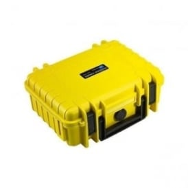 5100046 Outdoor Case Type 1000 for GoPro, Yellow
