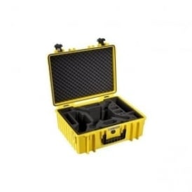 5100022 Type6000 CopterCase for DJI Phantom 2/Vision, yellow