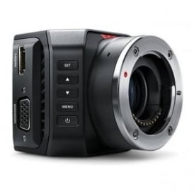 BMD-CINSTUDMFT/UHD/MR Micro Studio Camera 4K