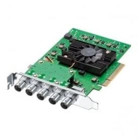 BMD-BDLKHCPRO4K12G DeckLink 4K Pro