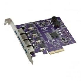 SON-USB3PRO-4PME  Allegro Pro USB 3.0 PCIe