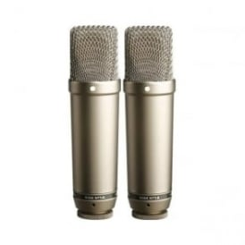 NT1A Pair Vocal Pack Matched Pair
