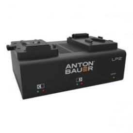Anton Bauer ATB-8475-0127 LP2 Dual V-Mount Charger