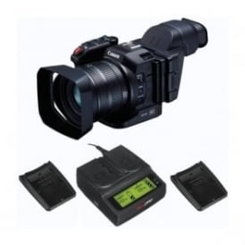 XC10 Ultra High Definition Camcorder Package a