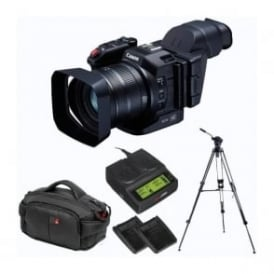 XC10 Ultra High Definition Camcorder package c