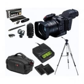 XC10 Ultra High Definition Camcorder package d