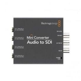 BMD-CONVMCAUDS Mini Converter Audio to SDI