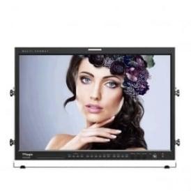 """TV Logic XVM-245W-N 24"""" True 10-bit LCD Monitor"""