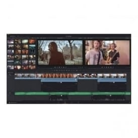 BMD-DV/RESSTUD/50+ DaVinci Resolve 12 Studio Education Software 50+